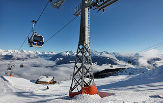 South Tyrol - Kronplatz holiday region