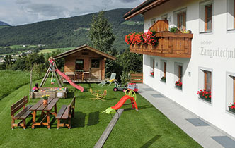 Farm holidays in South Tyrol